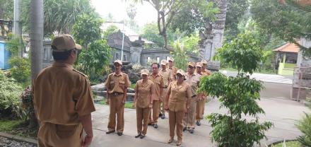 Progres kinerja perbekel terpilih Desa Sanggalangit